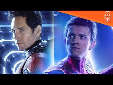 Ant-Man Confirmed for Avengers Infinity War
