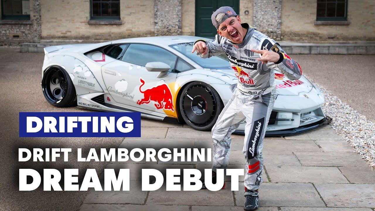 It's An Emotional Dream Debut For Mad Mike's Drift Huracan | Drift Lamborghini #5
