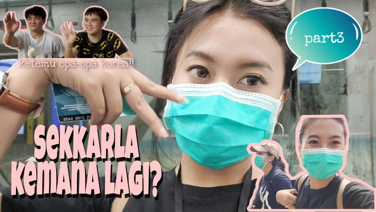 Keseruan Bareng Mamak Online Ku - Part 3    Sekkarla DailyVlog