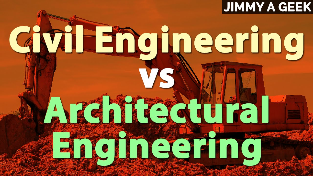 Civil Engineering vs Architectural Engineering Degree