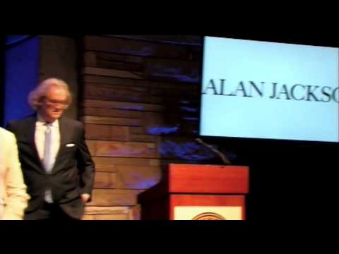 Alan Jackson 25th Anniversary Press Conference