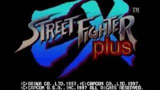 Strange Sunset EXTENDED - Street Fighter EX+alpha