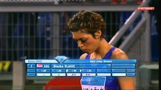 2015 Rome – Diamond League – High Jump – Women