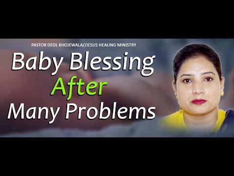 Baby Blessing Aftter Many Problems By Sunita Bhogpur Distt jalandhar