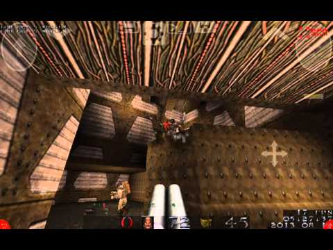 Quake Touch (with Mods!) gameplay - Android SCR Screen Recording Test