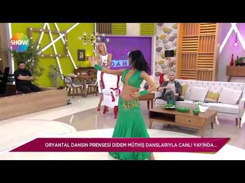 Didem Belly Dancer on TV program