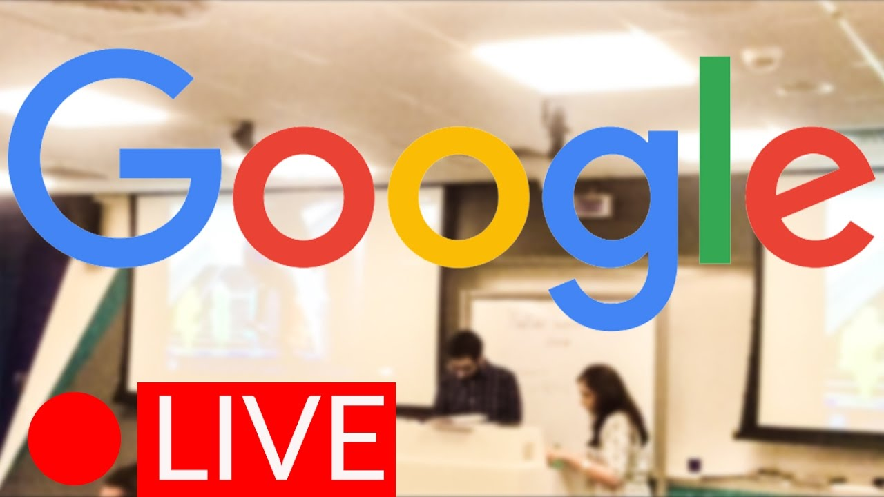 Youtube Week   Live Session   Google Offfice   Mahatmaji Technical