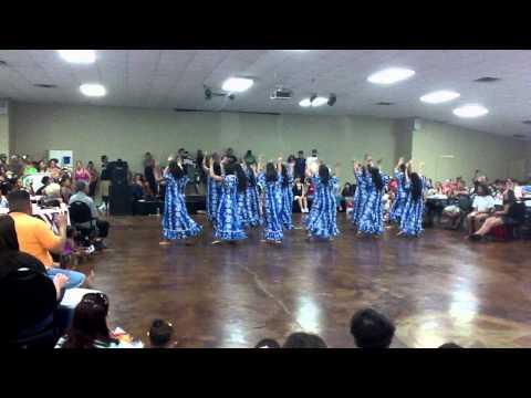 Pacific Heights Express Auwana @ Guam Liberation TX  2012