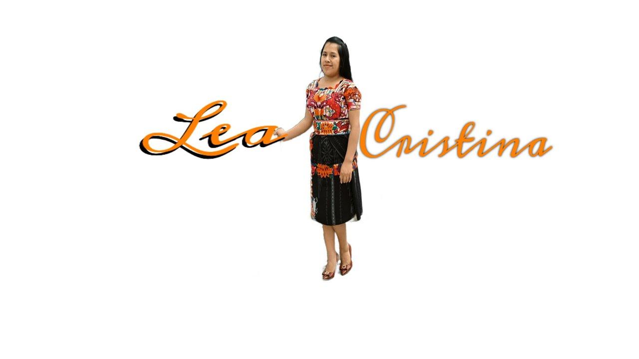Lea Cristina - Estas Cansado(Reflexión)