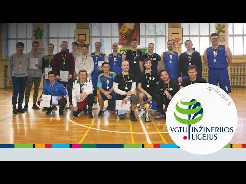 Krepšinio turnyras, skirtas mokytojo Andriaus Poručio atminimui (2020.02.02)