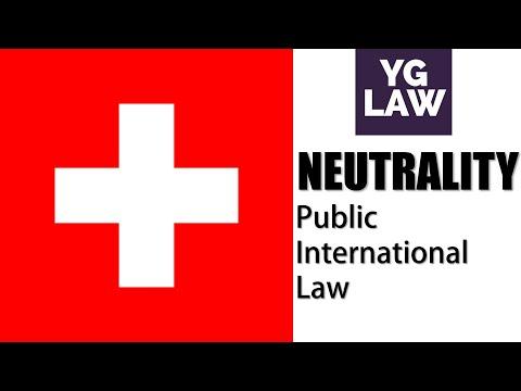 Neutrality - Public