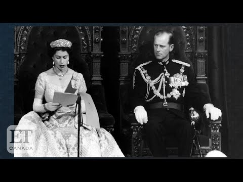 The Queen And Prince Philip's Visits To Canada
