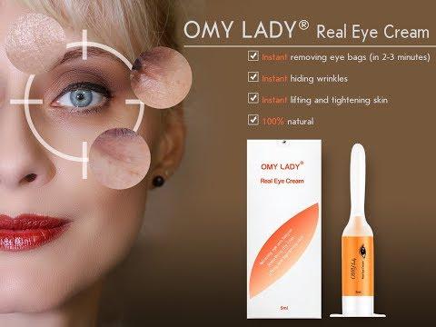 Новинка!!! OMY LADY® - Реальный крем для ухода за областью вокруг глаз.