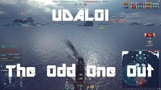 Udaloi - The Odd One Out