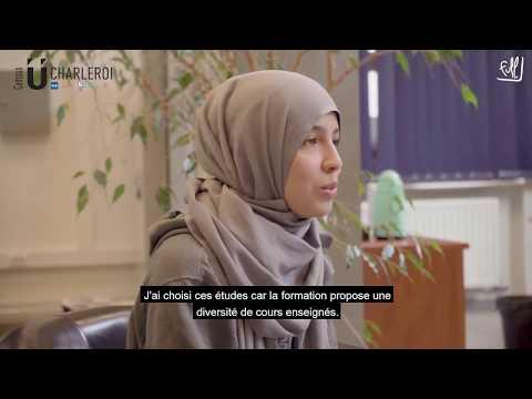 Campus U Charleroi : Bachelier en Sciences humaines et sociales