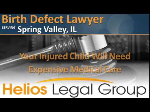 Spring Valley Birth Defect Lawyer & Attorney - Illinois
