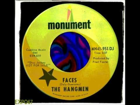 HANGMEN - FACES