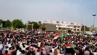 #السودان |بكاء 😥💔الشعب السوداني 🇸🇩 مع أغنية احمد امين (مدنيه حريه وسلام)