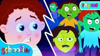 Zombie Town   Schoolies Halloween Songs & Rhymes For Children