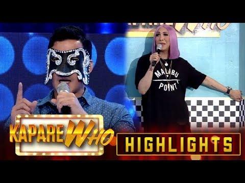 Vice ganda gets inspired on Piano Ang Puso Ko's advice   It's Showtime KapareWho