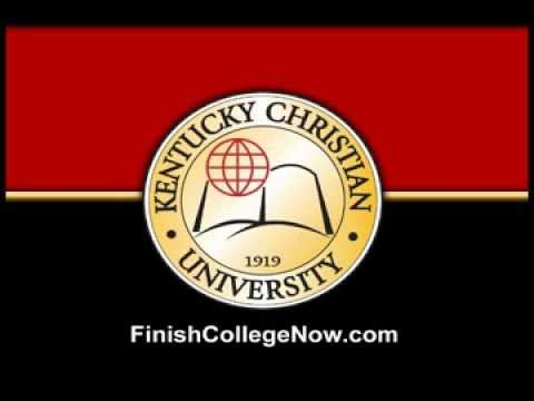Kentucky Christian University - Online Degree Completion in Business - Commercial 2