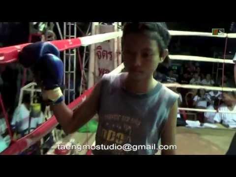 MuayThai Girls ASEAN Fight Pednamuang VS Newstar 27 June 2015