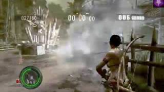 Resident Evil 5 (RE5) - hack - Super Weapons