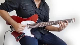 The new .strandberg* Sälen headless guitar - overdrive sounds