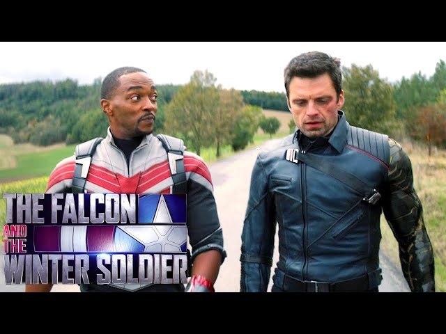 The Falcon and the Winter Soldier Trailer #1