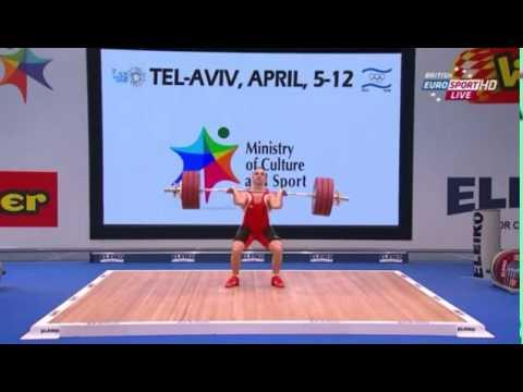 QERIMAJ Erkand 1j 188 kg ewc 2014 cat 77