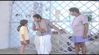 Sutti Velu Learning  Barber Courses to Kids | Comedy Scene | Chinnababu | Nagarjuna | Amala