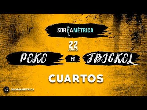 PEKE VS JBICKLE Cuartos Soria Métrica