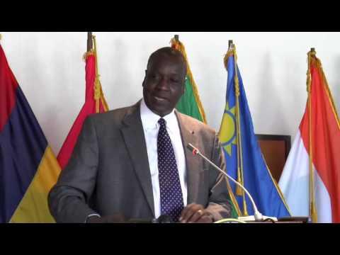 Civil Military Relations - Luka Biong Deng