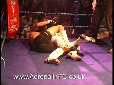 Wesley Felix V Tony wheeler  At Kents Premier MMA Events