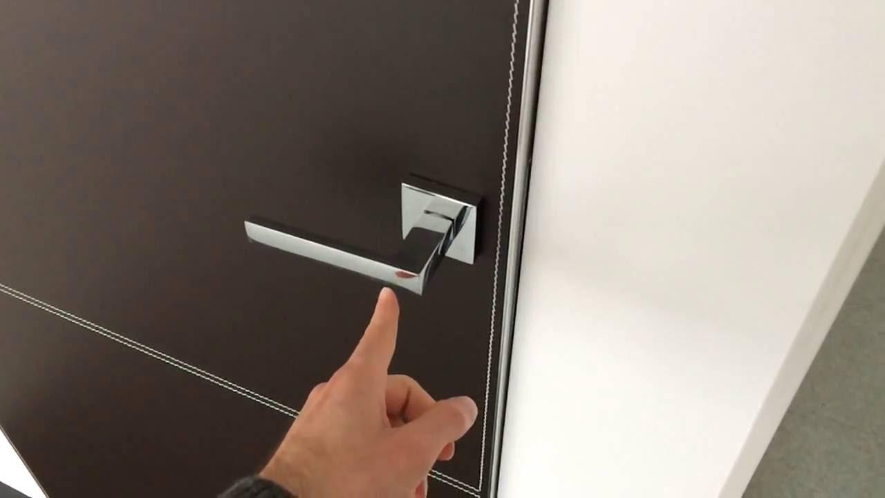Serrure Magnétique YouTube - Porte placard coulissante avec serrure picard