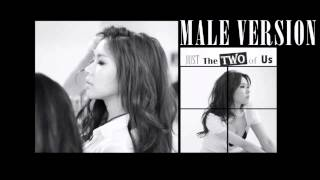 Kim Greem (김그림) - Just The Two Of Us (우리만 있어) | MALE ONLY VERSION |