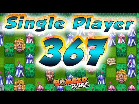 Bomber Friends - Single Player Level 367 ✔️