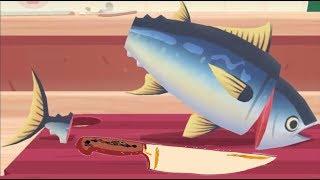 Fun Cooking Kids Games - Toca Kitchen Sushi Gameplay