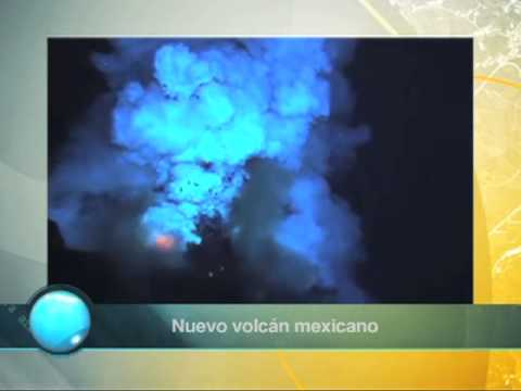 Descubren volcán submarino activo en Sinaloa