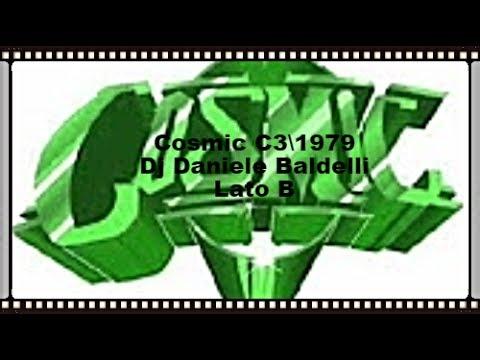 Cosmic C3\1979 mix by Daniele Baldelli Lato B