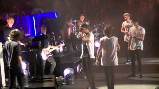 One Direction - MMMBop Hanson Cover - Tulsa OK - September 23, 2014
