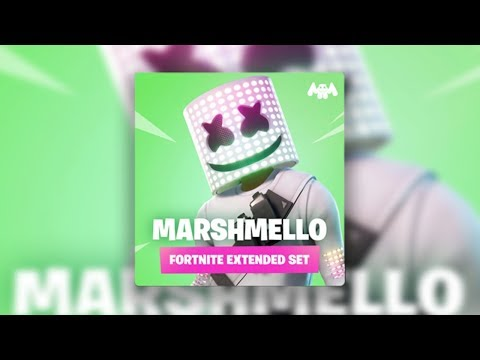 Marshmello - Fortnite Extended Set (DJ Mix) Mp3