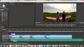 Монтаж видео с GoPro