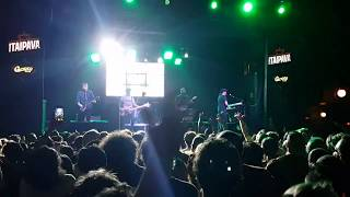 The Get Up Kids - Don't Hate Me @ Carioca Club - São Paulo 02/09/2017 Video