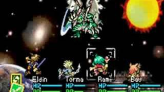 Lufia: The Ruins of Lore - Final boss (1 of 2)