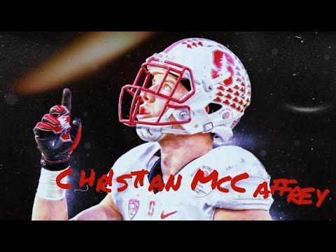 Christian McCaffrey || 2016 Stanford Highlights ᴴᴰ