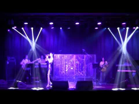 Em Dep Nhat Dem Nay -  Toc Tien at LIVE Casino 4 27 14 (Virginia Brothers Band)