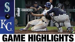 Mariners vs. Royals Game Highlights (9/18/21) | MLB Highlights