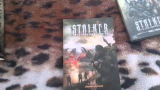 Распаковка S.T.A.L.K.E.R. Чистое небо Подарочное издание