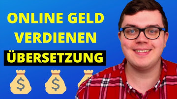 Einfache Wege um mit Übersetzungen Geld zu verdienen